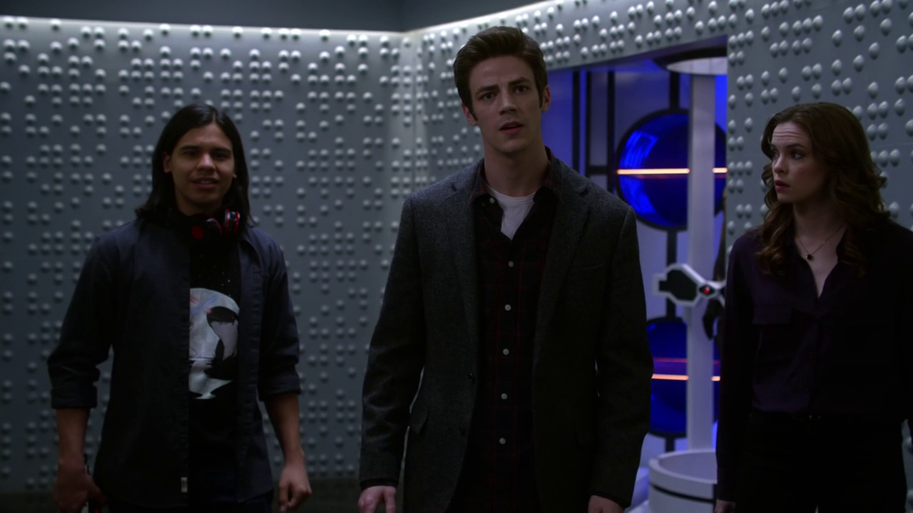 Kneel Before Blog - The Flash - The Trap