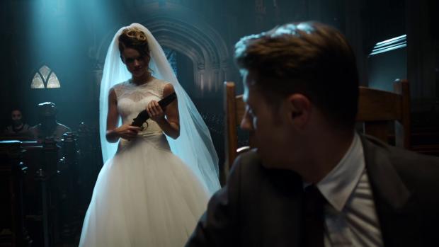 A different kind of shotgun wedding