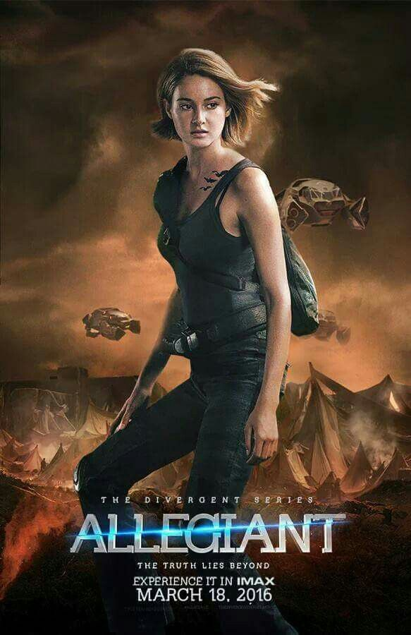 Kneel Before Blog The Divergent Series Allegiant
