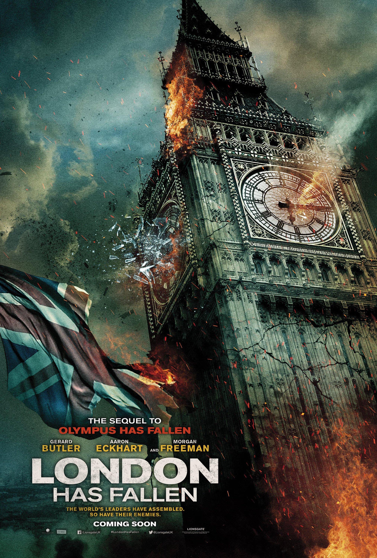 London Has Fallen Tv