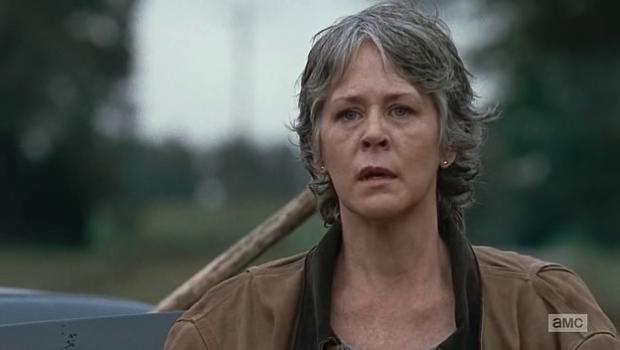 Carol kicks ass again