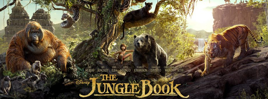 The Jungle Book:' Recreated version of 'Jungle Jungle