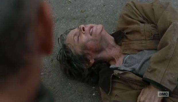 Carol was a gonner