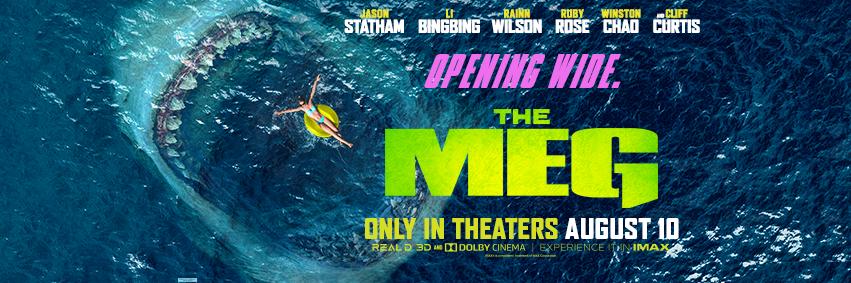 Kneel Before Blog - The Meg